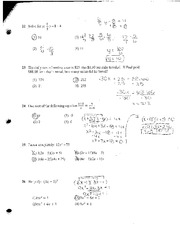 Factoring and Simplifying