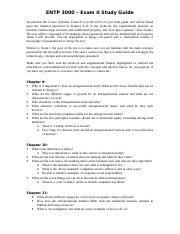 Exam II - Study Guide-3.doc