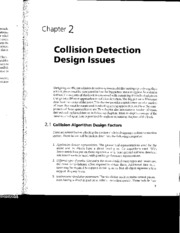 RealTimeCollisionDetection-Ch2