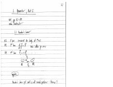 PHYS 251 Newton's Law Notes