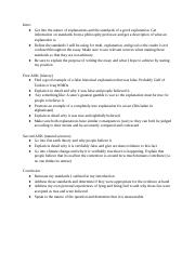 Tok essay outline