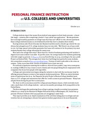 Personal-Finance-Instruction-on-U.S.-College-Campuses