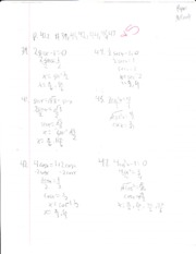 Yosemite High School Math! Part  2