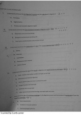 ch. 23-24 study guide digestive system