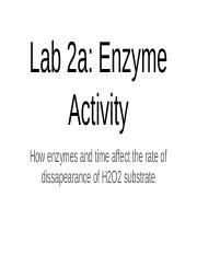 Lab 2a, background%2Fpurpose%2FHypothesis