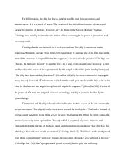 The Rime of the Ancient Mariner essay.docx
