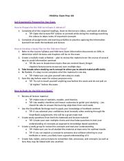 HS1001 Study Tips _ Suggestions.docx
