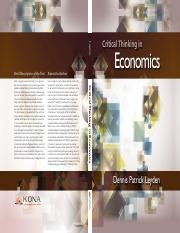 Leyden - Critical Thinking in Economics - 2012.pdf