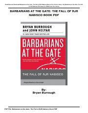 Barbarians at the Gate_ The Fall of RJR Nabisco.pdf