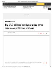 Big U.S. airlines' foreign buying spree raises competition questions.pdf