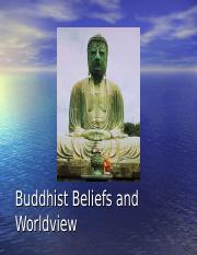 Buddhist Beliefs and Worldview.ppt