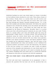 016 S&F General Guidance on the Assessment Criteria for Assignments.docx