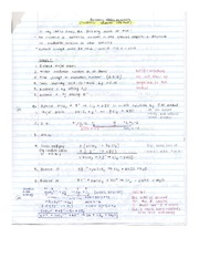 CHEM 12 Balancing Redox Oxidation Number Notes