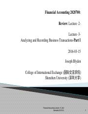 Financial Account (财务会计学)_Lecture #3.pdf