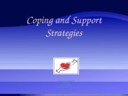 Coping and Support Strategies