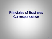 14. X 5-11  Business Correspondence  UCR