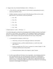 Chapter 6 Binomial Problems and Mini Cases 2