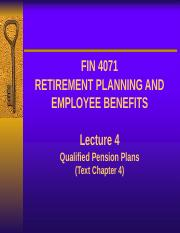 Lecture 4 - Qualified Pension Plans (2).pptx