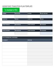 Workforce Transition Templates.docx