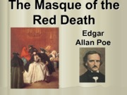 Poe bio _The Masque of the Red Death-1