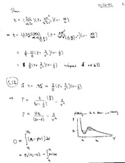 Thermal Physics Solutions CH 4-5 pg 115