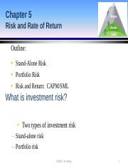 5 Risk and Rate of Return.pdf.docx