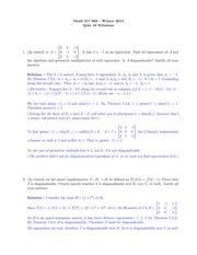 Algebra Study Resources
