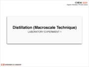 01 - Distillation