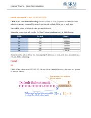 Subnet Mask Calculation.docx