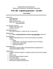 MAE208_Syllabus_Fall2014_MJB