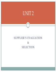 8 - Suppliers evaluation  Selection Process.pdf