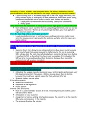 Discussion 1 Notes