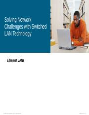 14. Solving Network Challenges With Switched LAN Technology.pps