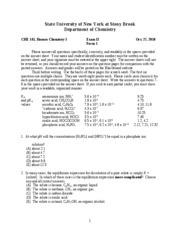 exam ii chapter 5 This video is the second video of three that covers the material on pages 245 and 246 of chapter 5 review/test (go math 5th grade) content includes.
