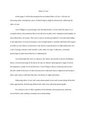 Ethics of Care.docx