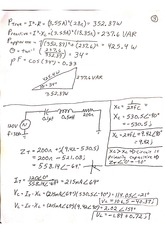 EET notes. Circuit capacitance & power triangle