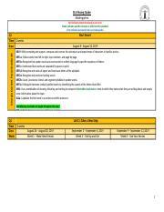 2019-2020 ELA Kindergarten Pacing Guide docx - ELA Pacing