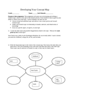 03 Developing Your Concept Map