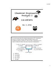 November 1.pdf notes for chemical engineering analysis
