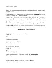 Copy of Vocabulary Sentences, Hot Zone List 2.docx