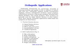AMSE 216-Lecture Note-5-Orthopedic Applications [ȣȯ 모드]
