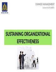 12.SUSTAINING ORGANIZATIONAL EFFECTIVENESS 16-2A.pptx
