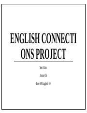 English Connections Project.pptx