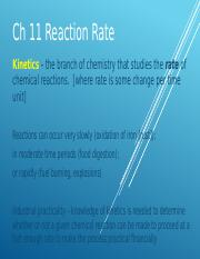 Ch 11 Reaction Rate(1) (1).pptx