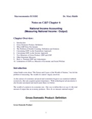 eco202_chap6_national_income_accounting