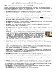 pH & buffer problem set S2015A.doc
