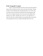 Body Paragraph Example_OMAM_Essay
