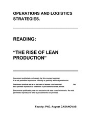 0106 LECT THE RISE OF LEAN PRODUCTION 10 P