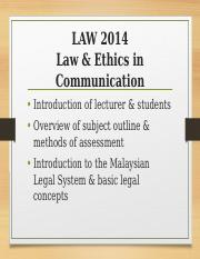 Law & Ethics Lecture 1(2).ppt