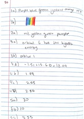 Homework - Percent, Actual, and Theoretical Yields Problems - 1 Li ...